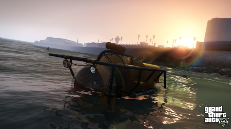 grand theft auto 5 submersible
