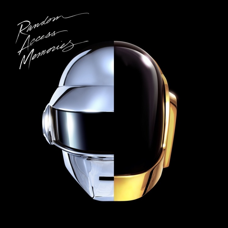 Daft Punk - Random Access Memories small