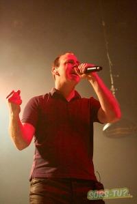 Greg Graffin of Bad Religion photo credit: Karine Jacques/sors-tu.ca